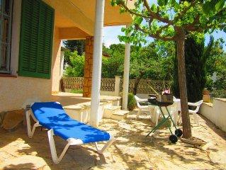 Oasis - Casa para 4 personas en Torredembarra