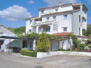 Apartments Miljenka, (2575), Njivice, island of Krk, Croatia