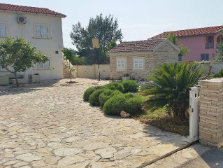 Apartments Milena, (14827), Vir, island of Vir, Croatia