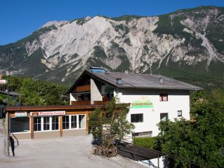Detached holiday house in the Otztal with a great deal of privacy