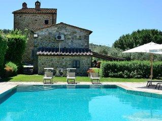 Villa Giulia in Tuoro sul Trasimeno - Umbria