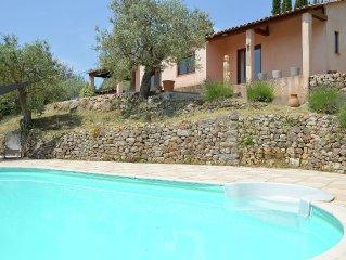 Splendid villa. Private swimmingpool. Nice surrounding.