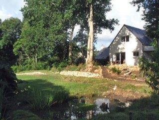 Villa in Benodet, Brittany   Southern, France