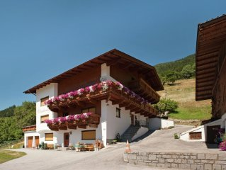 TOP residence with wonderful view of the Otztal