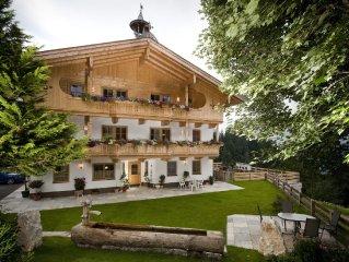 Superb spacious holiday home near Austria's largest ski resort