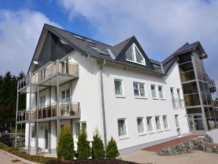 Very nice modern apartment in the city of Winterberg