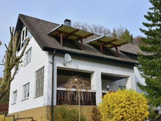 Cozy Apartment in Wichenstein with Large Garden