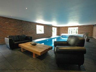 The Swimming Pool Retreat - Slindon Woods