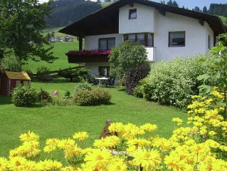 property in the middle of the stunning mountains and nature.