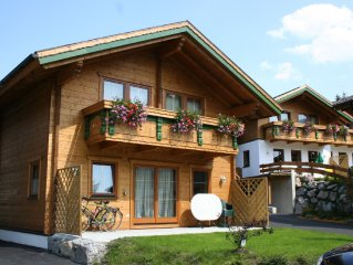 New, detached, deluxe chalets in Tirol