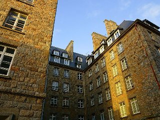 Apartment in Saint Malo, Brittany   Northern, Fra