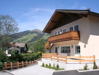 New, modern holiday home near the largest ski area in Austria!