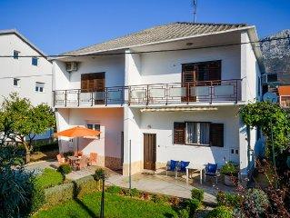 Apartment in Kaštel Gomilica (Trogir), Croatia