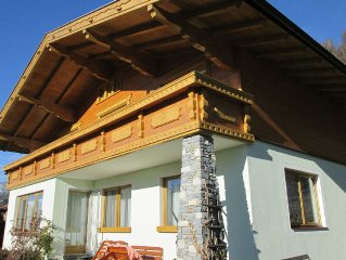 Large, detached chalet within a stone's throw from Zell am See and Kaprun