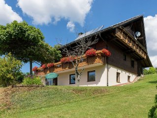 Beautiful, comfortable ground floor apartment in the Black Forest with private t