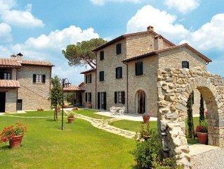 Apartment in Cortona, Toscana, Italy
