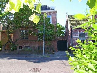 Fine apartment in Egmond aan Zee with many facilities within walking distance