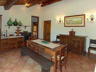 Villa Iva A è una elegante ed accogliente antica casa su di un piano ricavata d