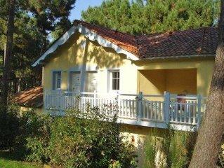 Apartment in Lacanau, Gironde, France