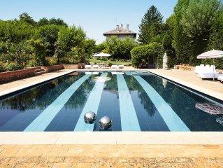 Villa Quadrata in Rovolon - Veneto