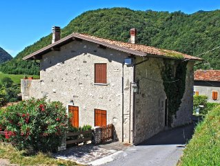 Holideal House Mezzema - Apartment for 4 people in Tremosine