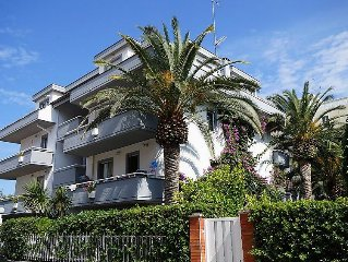 Apartment in San Benedetto del Tronto, Marche, It