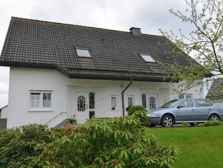 Enjoy your holiday apartment stay in Sauerland