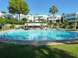 Apartment in Riviera del Sol, Mijas-Mijas Costa,