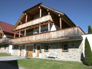 Luxurious Chalet in Mauterndorf with Sauna