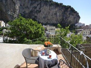 Villa in Atrani, Amalfi Coast, Italy