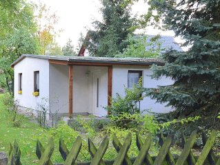 A holiday home around 20km from the centre of Berlin.