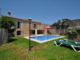 R-1006 - Villa para 4 personas en Sant Llorenc Des Cardassar