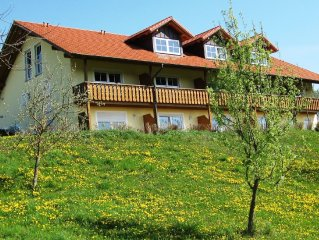 Beautiful apartment in Lower Bavaria on a holiday farm with private terrace