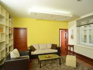 Luksurious one bedroom apartmnt in city centre - One Bedroom Apartment, Sleeps 4
