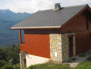 The chalet are is situated 300m from the village centre of Vallandry.