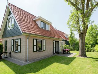 Tastefully decorated holiday home a short distance from the Grevelingenmeer