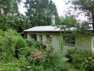 Cosy Holiday Home in Wernigerode with Private Garden