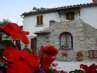 Apartment in Cortona, Cortona, Italy
