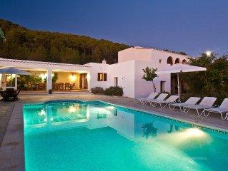 MONTE DALT 12 PAX (Can Rampuixa de Dalt) - Villa for 12 people in Sant Josep de