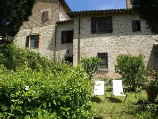 Beautiful and atmospheric holiday home with lots of comfort and a large, enclos