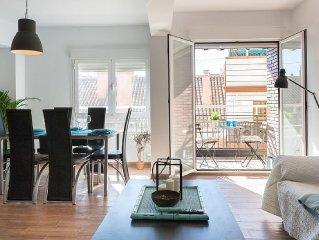 XL01 Ángel Guimerá con Balcón - Apartment for 6 p