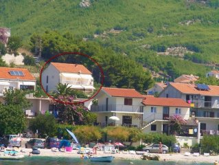 Apartments and rooms Mladenka, (2623), Podstrana, Split riviera, Croatia