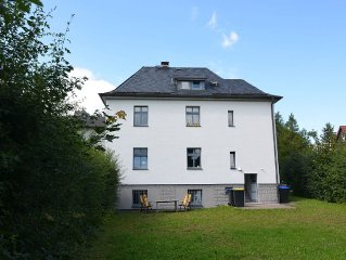Holiday in heart of Thuringian Forest - comfortable holiday home with garden