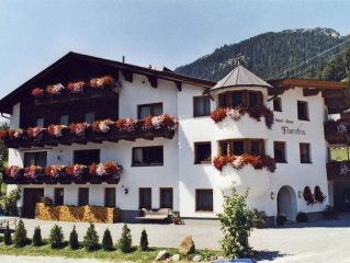 Comfortable and perfectly equipped apartments in St. Anton am Arlberg.