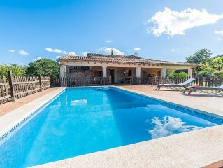 SES COVES - Villa for 4 people in llubi.