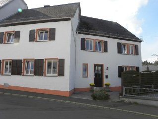 Attractive group accommodation with courtyard, in the heart of Manderscheid