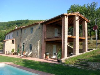 Apartment in Case Di Monte, Tuscany, Italy