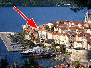 Apartment Jasna, (2102), Korčula, island of Korcula, Croatia