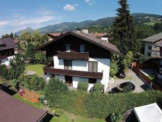 Detached, atmospheric holiday home in Kirchberg with no fewer than six bedrooms