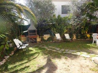 Xipres Carmen - Chalet para 7 personas en Torredembarra